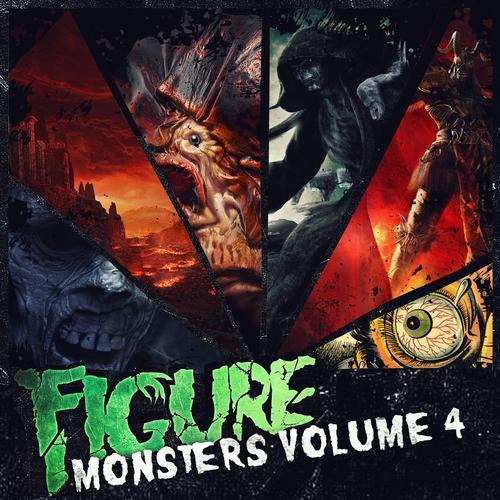 Album Art - Monsters Vol. 4