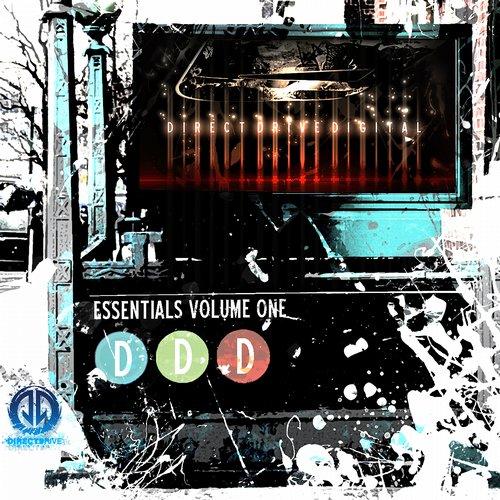 Album Art - DDD Essentials Vol. 1