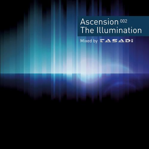 Album Art - The Ascension 002 (The Illumination - Mixed By Tasadi)