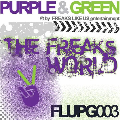 Album Art - Purple And Green The Freaks World
