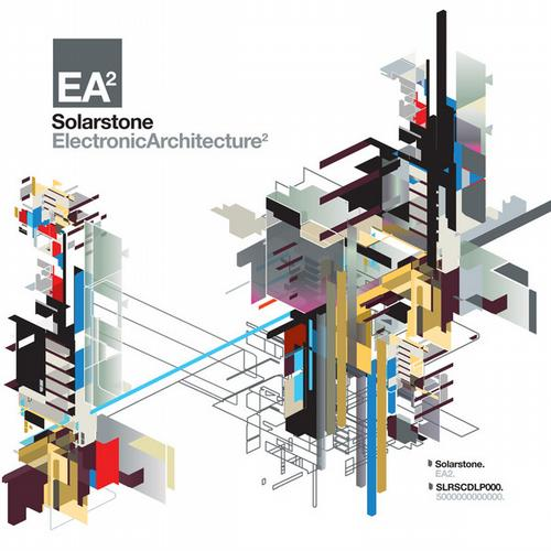 Album Art - Electronic Architecture 2