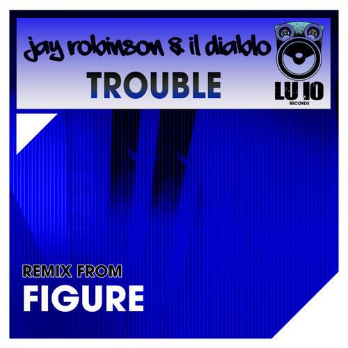 Album Art - Trouble