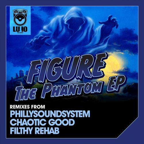 Album Art - The Phantom EP