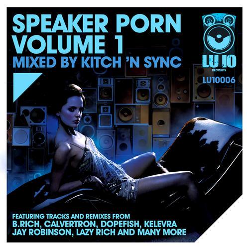 Album Art - Speaker Porn Vol. 1