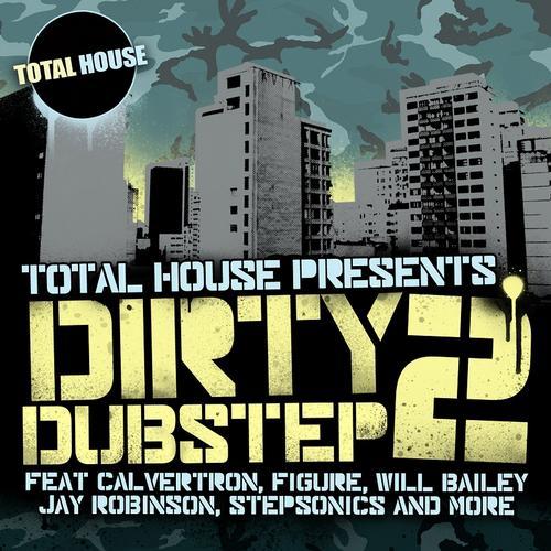 Album Art - Dirty Dubstep 2