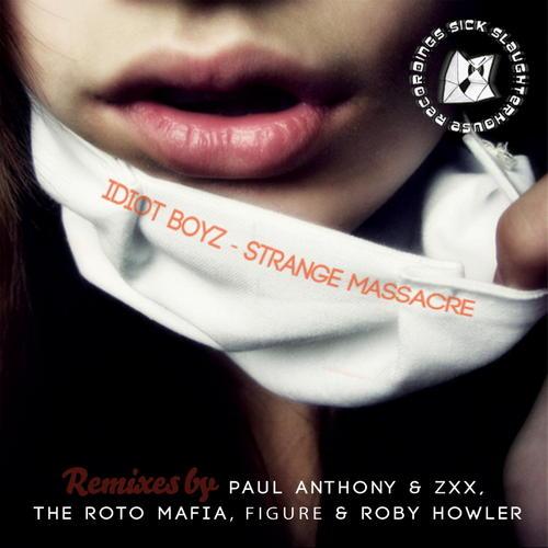 Album Art - Strange Massacre