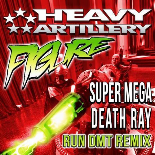 Album Art - Super Mega Death Ray