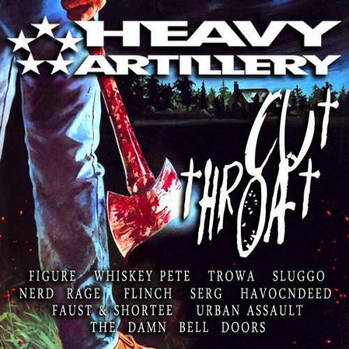 Album Art - Cut Throat - Remixes