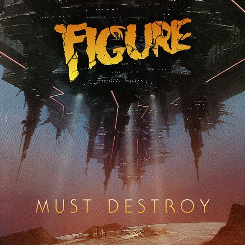 Album Art - Must Destroy
