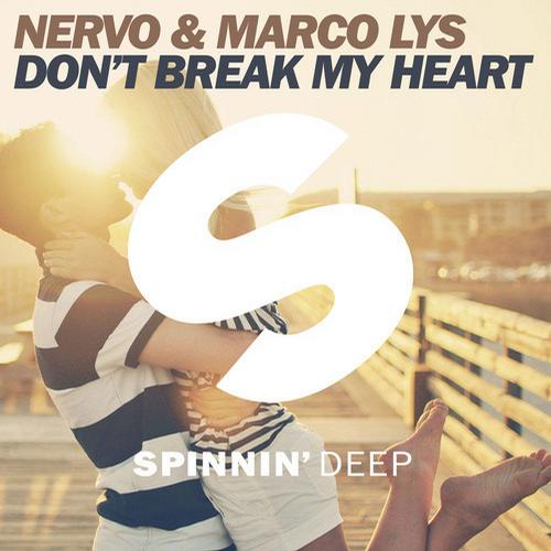 Album Art - Don't Break My Heart