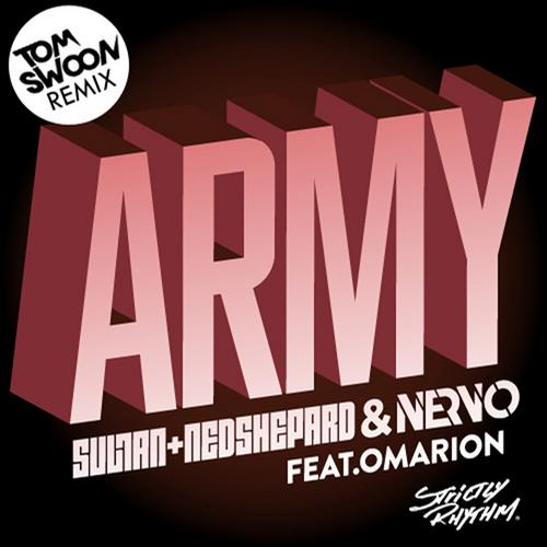 Album Art - Army (Tom Swoon Remix)
