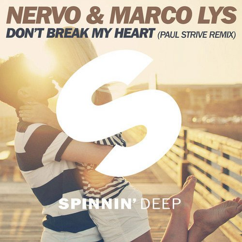Album Art - Don't Break My Heart (Paul Strive Remix)