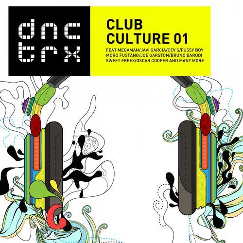 Album Art - Club Culture