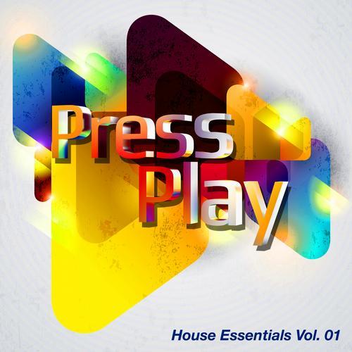 Album Art - House Essentials Vol. 01