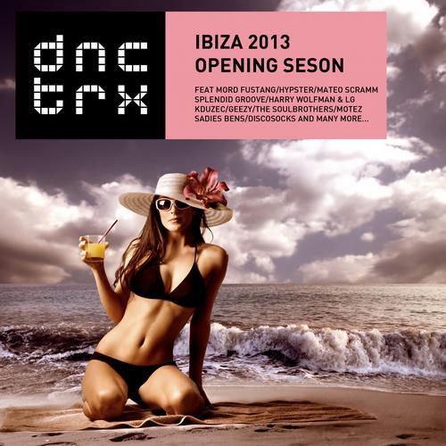 Album Art - Ibiza 2013 Opening Season