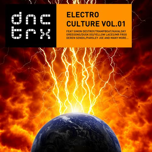 Album Art - Electro Culture Vol.01
