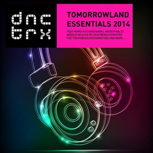 Album Art - Tomorrowland Essentials 2014