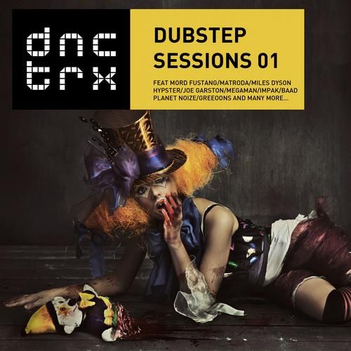 Album Art - DNCTRX Dubsteb Sessions 01
