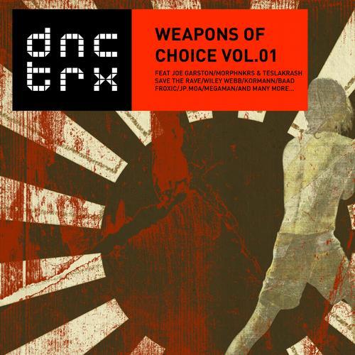 Album Art - Weapons of Choice Vol.01