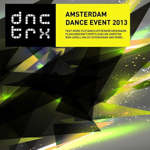 Album Art - Amsterdam Dance Event 2013