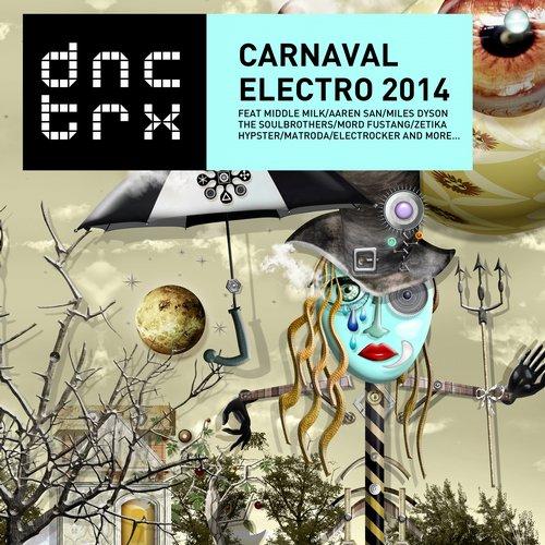 Album Art - Carnaval Electro 2014