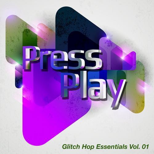 Album Art - Glitch Hop Essentials Vol. 01