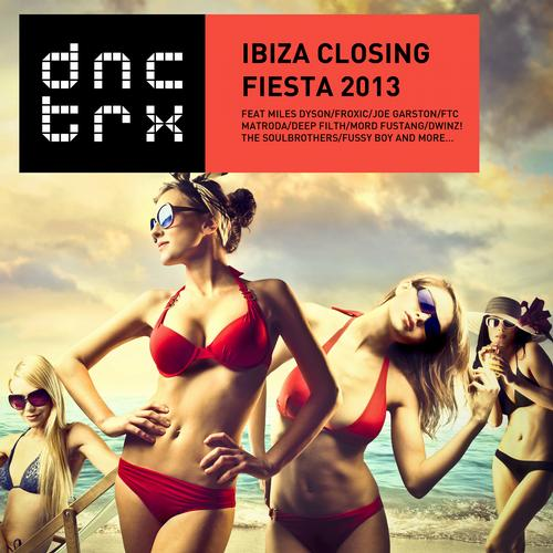 Album Art - Ibiza Closing Fiesta 2013