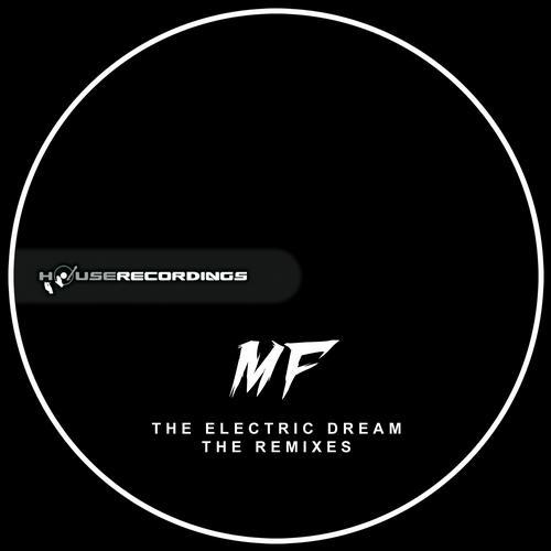 Album Art - The Electric Dream - The Remixes