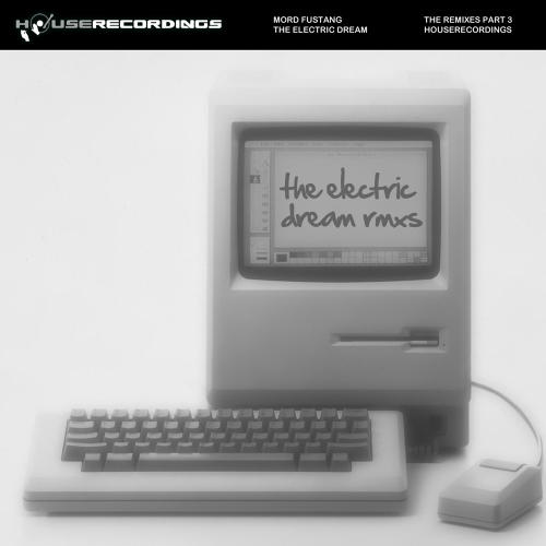 Album Art - The Electric Dream The Remixes Part 3