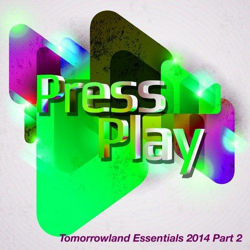 Album Art - Tomorrowland Essentials 2014 Part 2