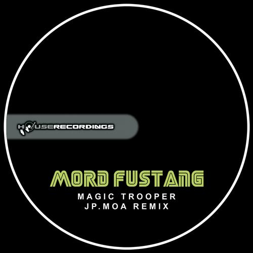 Album Art - Magic Trooper Remixed