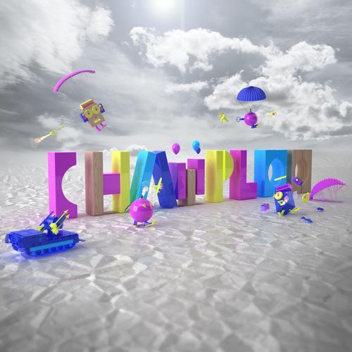 Album Art - Champloo