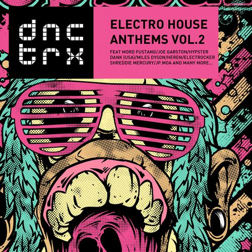 Album Art - Electro House Anthems Vol.2