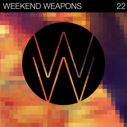 Album Art - Weekend Weapons 22