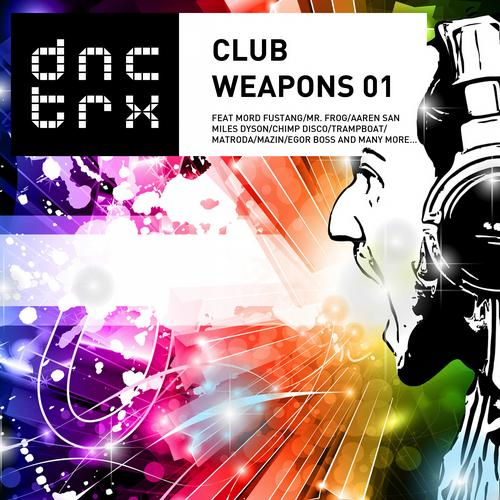 Album Art - Club Weapons 01