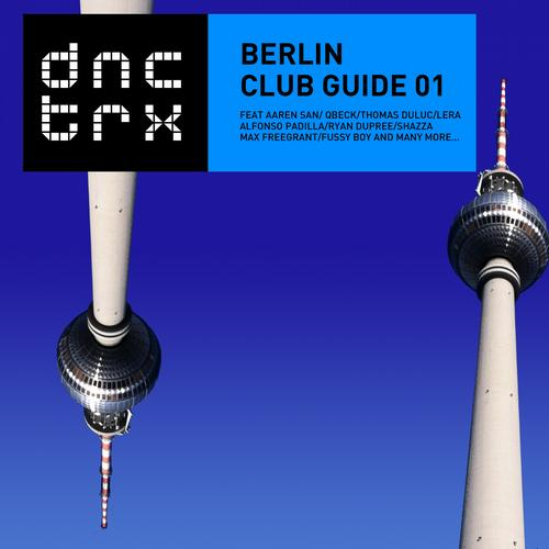 Album Art - Berlin Club Guide 01