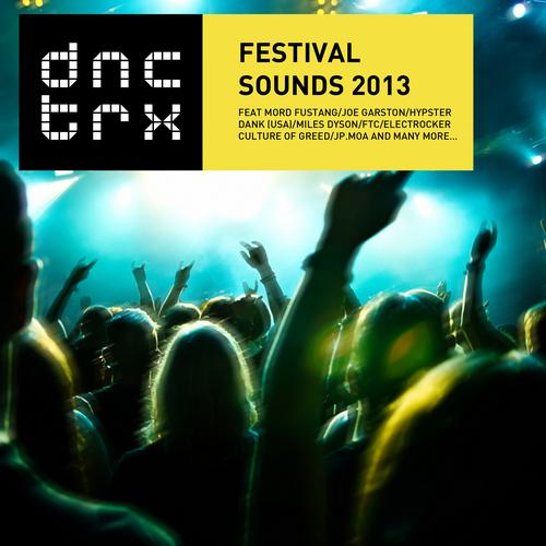Album Art - Festival Sounds 2013