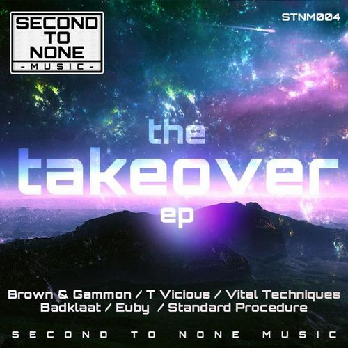Album Art - The Takeover Ep