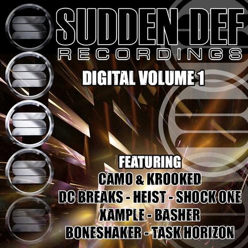 Album Art - Sudden Def Digital Album
