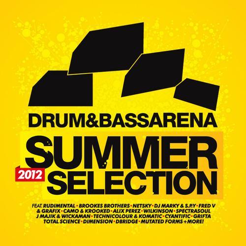 Album Art - Drum&BassArena Summer Selection 2012