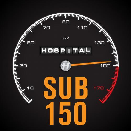 Album Art - Sub 150: Dubstep, Drumstep and the Bass Between
