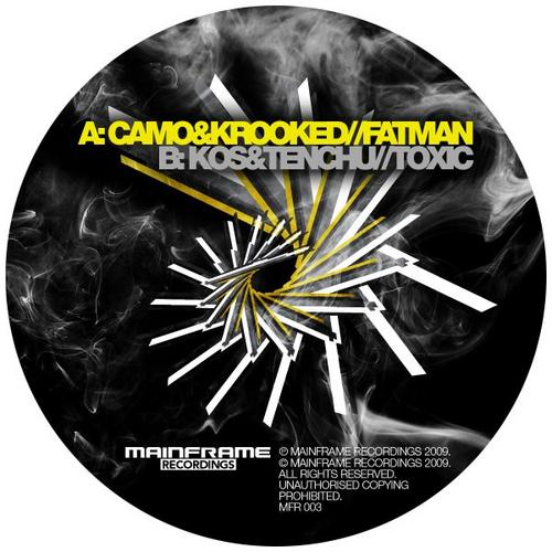 Album Art - Fatman / Toxic