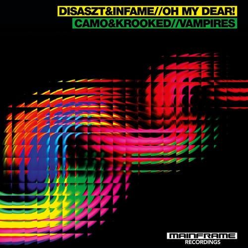 Album Art - Oh My Dear / Vampires
