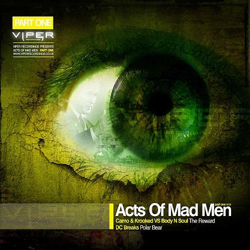 Album Art - Acts Of Mad Men (Part 1)