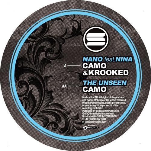 Album Art - Nano / Unseen