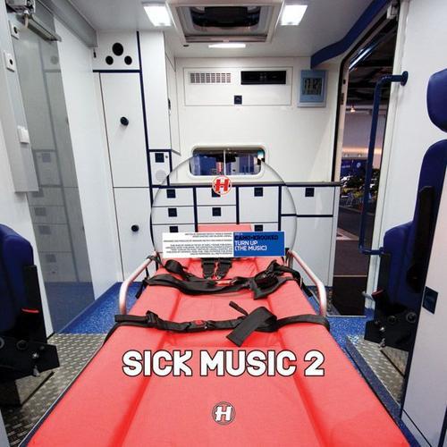Album Art - Sick Music 2 Sampler