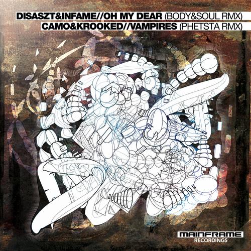 Album Art - Oh My Dear! (Body & Soul Remix) / Vampires (Phetsta Remix)