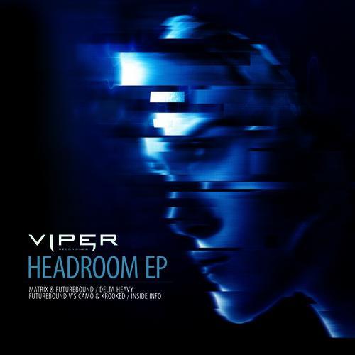 Album Art - The Headroom EP - Parts 3 & 4