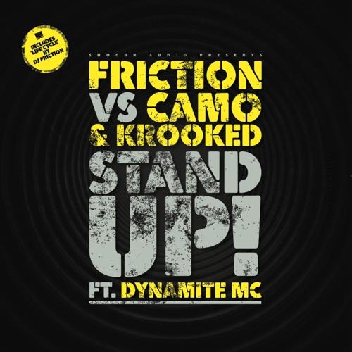 Stand Up Album Art