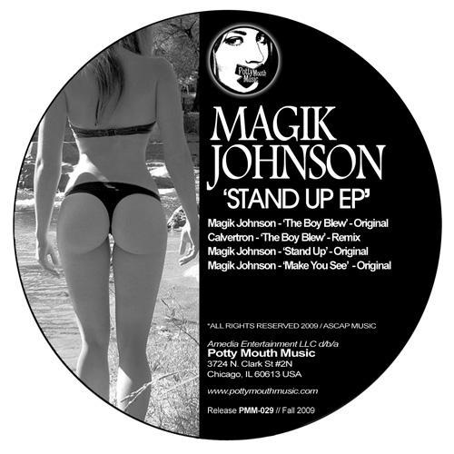 Album Art - Stand Up EP